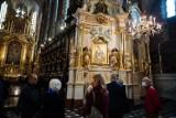 W kościele Bożego Ciała na Kazimierzu ołtarze są znowu takie jak w baroku