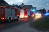 Znamy szczegóły pożaru pomieszczenia gospodarczego w Chwaliszewie [ZDJĘCIA]