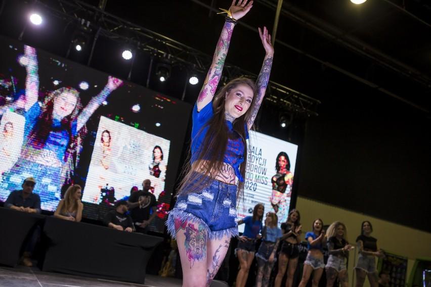 Miss Tattoo 2020. 28 kandydatek walczyło o tutuł podczas...