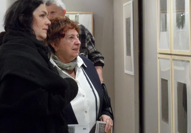 Jan Dubiel w galerii Obok w Tychach