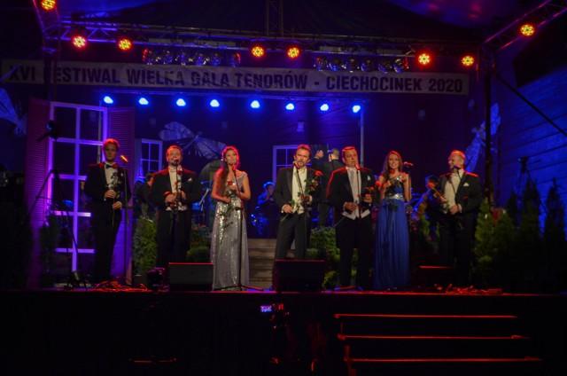 Wielka Gala Tenorów w Ciechocinku