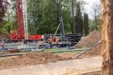 Remont fontann w parku Miejskim w Legnicy [ZDJĘCIA]