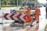 Rozpoczęcie prac drogowych na Radziwiu opóźnione