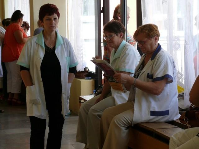 60 sprzątaczek od końca kwietnia okupuje szpital domagając się zatrudnienia