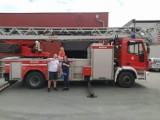 Podziękowania dla gnieźnieńskich strażaków za uratowanie życia