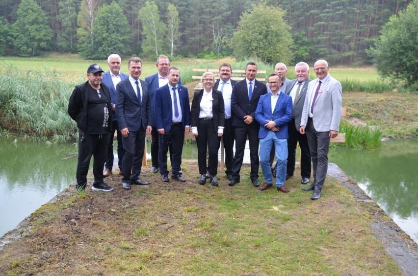 Perzyny, Rybojady: Wody Polskie odbudują dwa zniszczone jazy na rzece Obrze [ZDJĘCIA]