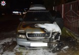 Został wyproszony z domówki, więc podpalił auto partnerki