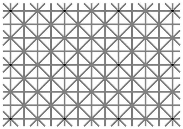 Ile kropek widzisz? Ta grafika podbija sieć.