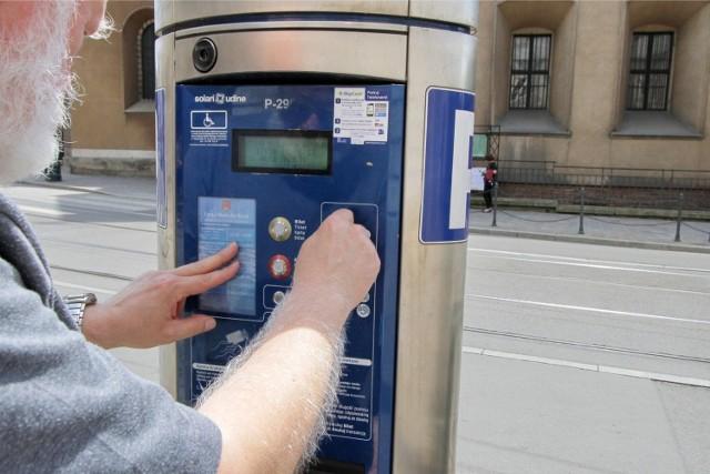Są nowe lokalizacje parkomatów