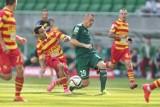 Śląsk Wrocław pokonał Jagiellonię Białystok 3:1 (ZDJĘCIA, FILMY)