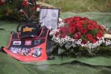 Ostatnie pożegnanie Jacka Gomólskiego. Były zawodnik Startu został pochowany na cmentarzu w Ułanowie