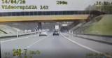 Region tarnowski. Pirat drogowy pędził autostradą A4 blisko 250 km/h