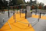 Oleśnicki parkour park już gotowy. Tak prezentuje się inwestycja