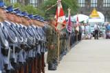 Święto policji na placu Wolności w Poznaniu [ZDJĘCIA]