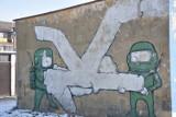 Murale, grafiti w Wągrowcu i okolicy. O czym mówią wągrowieckie ściany?