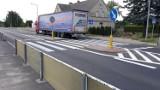 W Podrzewiu powstanie sygnalizacja świetlna na przejściu przez DK92