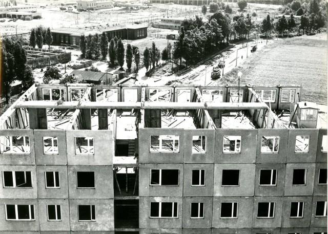 Niesamowite, historyczne zdjęcia z Dolinek! Dla porównania - nieco bardziej aktualne fotografie tej części miasta