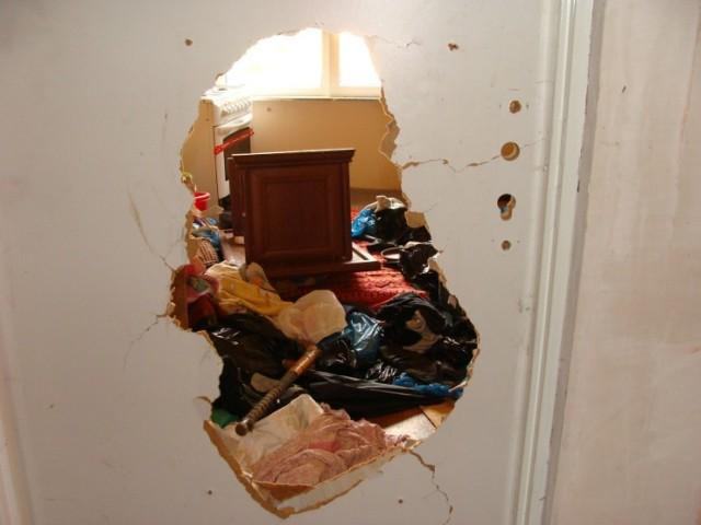 Tak kaliszanie dewastują mieszkania komunalne