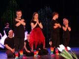 Radomsko: Dzień Kolorowej Skarpetki SOSW z okazji Dnia Osób z Zespołem Downa [ZDJĘCIA, FILM]