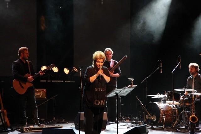 Lora Szafran wystąpi w Głogowie z okazji 28. Spotkań Jazzowych.
