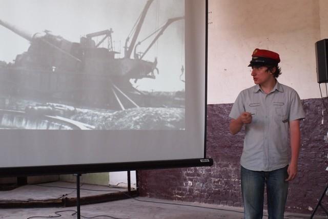 Krzysztof Modrzejewski opowiedział o działach kolejowych.