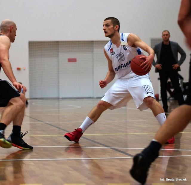 Biofarm Basket Poznań: zwycięstwo na inaugurację sezonu