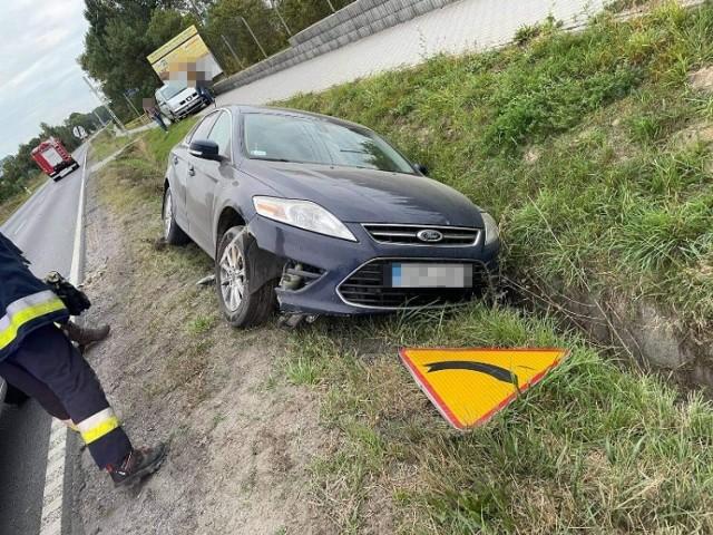 Wypadek w Bożejewiczkach.