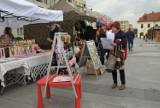 Drugi dzień Jarmarku Wielkanocnego na lubińskim rynku [ZDJĘCIA]