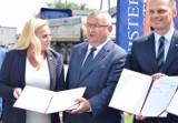 Umowa z wykonawcą budowy odcinka S19 z Miejsca Piastowego do Dukli podpisana. To kolejny fragment trasy Via Carpatia na Podkarpaciu [ZDJĘCIA