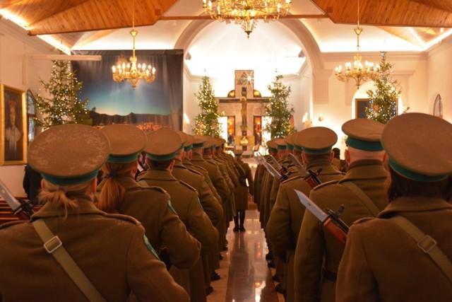 Chełm. Święto patrona Nadbużańskiego Oddziału Straży Granicznej