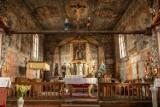 Gm. Obrzycko. Kościół w Słopanowie - świątynia, w której diabeł karze karczmarkę, bo ta piwa nie dolewała [ZDJĘCIA]