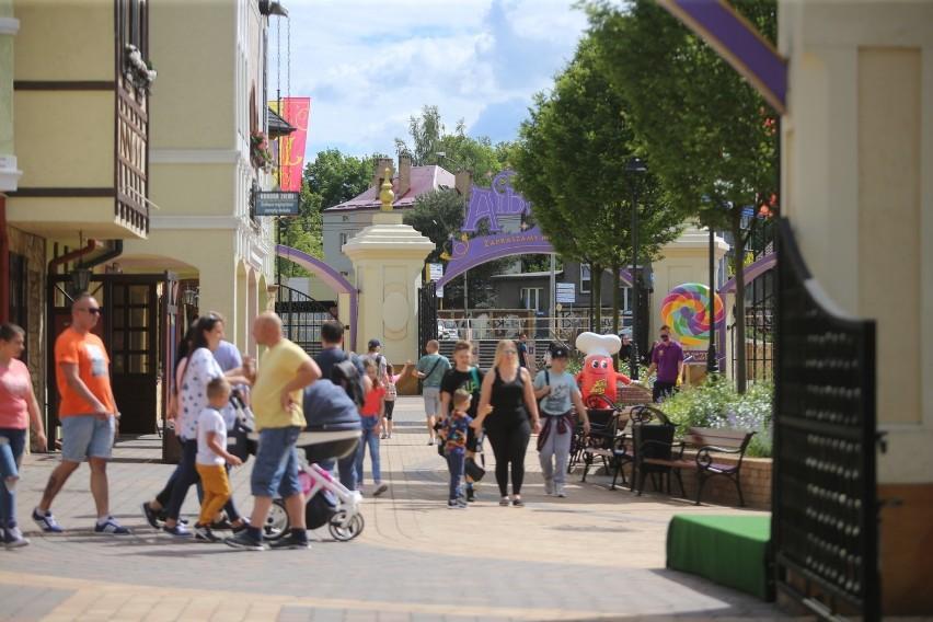 6 czerwca otwarta została Legendia Śląskie Wesołe Miasteczko...