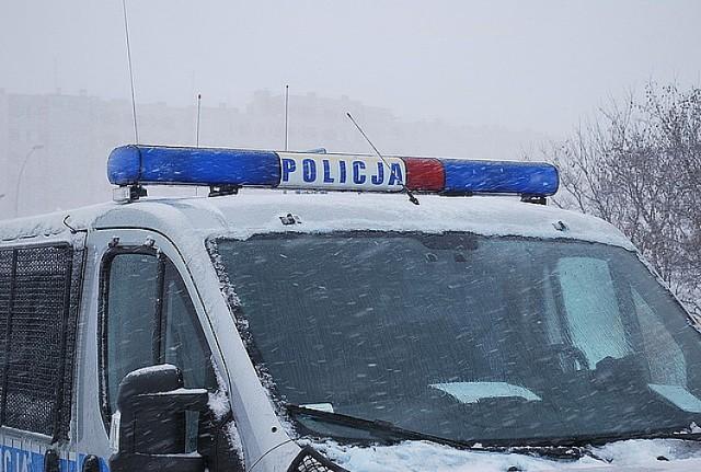 Policjanci z Głogowa Małopolskiego