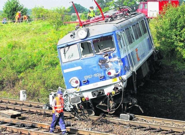 Katastrofa kolejowa w Babach, 12 sierpnia 2011