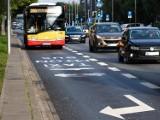 Warszawa zyska 38 km nowych buspasów. Wiemy, gdzie się pojawią
