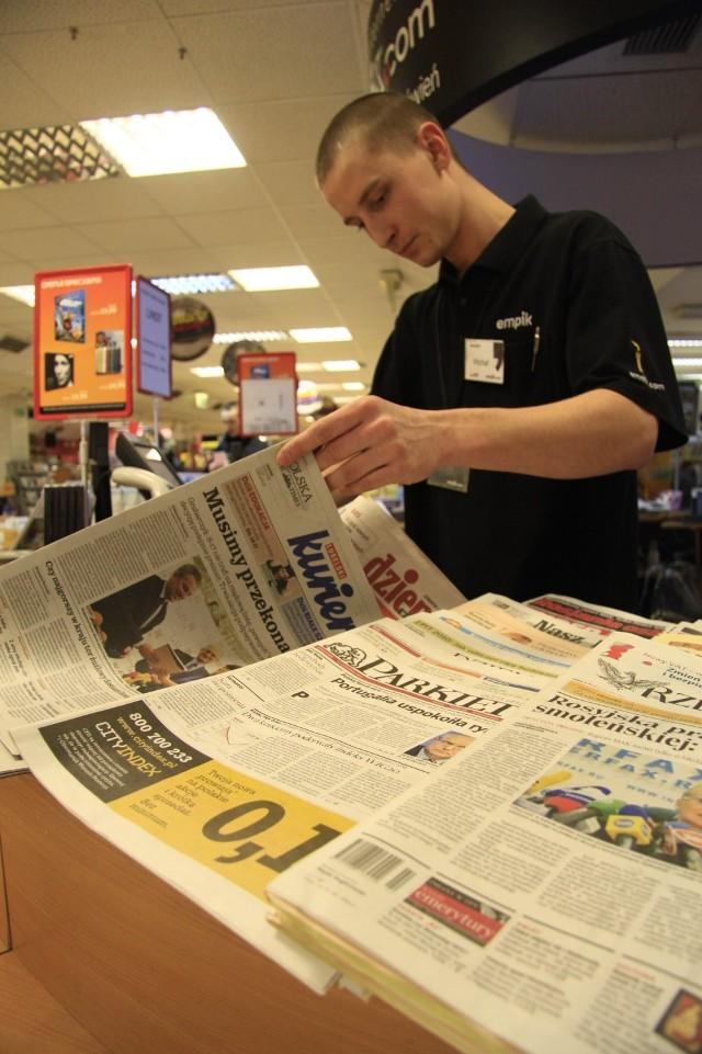 O czym piszą lubelskie gazety