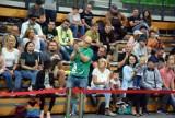 Kibice znów mogli obejrzeć na żywo mecz Zastalu Zielona Góra. I to jaki! Na trybunach hali CRS zasiadło około tysiąc osób