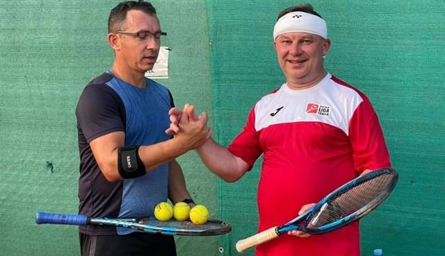 Polska Liga Tenisa. Kolejny turniej na kortach MOSiR w Radomsku 17.07.2021