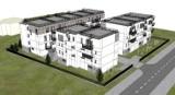 Nowy projekt osiedla przy Grunwaldzkiej i Spacerowej w Pińczowie. Jak Wam się podoba?