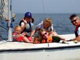 Yacht Klub Rewa zakończył sezon. Z oferty klubu skorzystało bezpłatnie ponad trzysta dzieci, młodych adeptów żeglarstwa