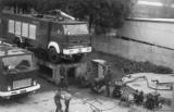 Pomorskie Okręgowe Muzeum PRL w Sępólnie chce ratować strażackiego Stara 244, by nie trafił na złom. Jest zbiórka pieniędzy