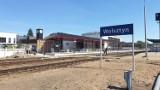 Zmieniamy Wielkopolskę: Nowa odsłona dworca w Wolsztynie na finiszu. Zakończenie przebudowy już w październiku