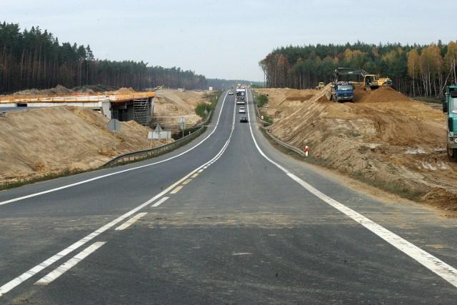 Budowa S3 pod Legnicą