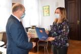 Powiat wągrowiecki. Nowy sprzęt trafił do Domu Pomocy Społecznej w Srebrnej Górze