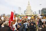 Demonstracje w Warszawie. Coraz mniej zgromadzeń publicznych w stolicy