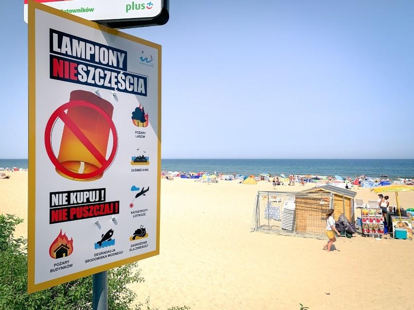 Kampania informacyjna Stop Lampionom Nieszczęścia