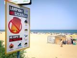 Stop lampionom nieszczęścia: gmina Władysławowo prowadzi kampanię informującą o zagrożeniach związanych z popularnymi lampionami | ZDJĘCIA