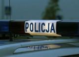 Policjant potrącony na rondzie Dmowskiego