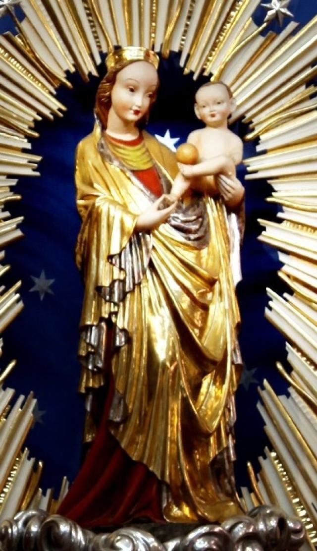 Kopia Madonny z Krużlowej