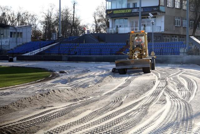 Stadion żużlowy. W 2019 r. będą tu realizowane dwa projekty z budżetu obywatelskiego - mały i duży - o wartości 1,5 mln zł